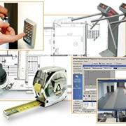 Установка систем контроля и управления доступа СКУД фото