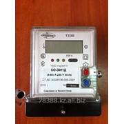 Счетчик СО-Э411 (5-60А) 1ф. 3-х тариф., Азия-Электрик, (1) фото