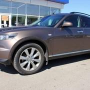 Автомобиль Infiniti FX 35 коричневый металлик фото