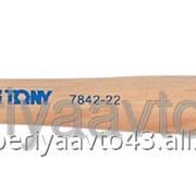 Киянка 35 мм, 305 г, полиуретановые сменные насадки KING TONY 7842-35 фото