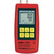 Манометр GMH 3181-01 относительного и дифференциального перепада давления фото