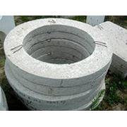 Кольцо стеновое КС 10-6 фото