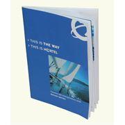 Бесшвейно-клеевые брошюры фото