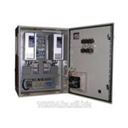 Шкафы управления с релейным регулированием для насосов и вентиляторов фото