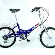 Велосипед склладной фото
