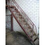 Лестницы, перила и балконы фото