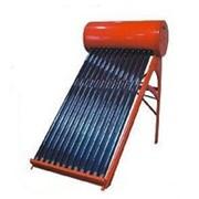 Солнечный водонагреватель, 65 литров фото