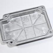 Крышка блока управления (алюминиевый блок) фото