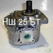 НШ 25 БТ, битумный насос шестерённый 25 фото