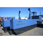 Транспортировщик бетонных плит HUBTEX GTR фото