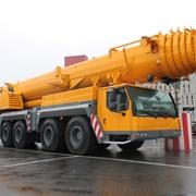 Аренда автокрана Liebherr LTM 1250 - 250 тонн фото