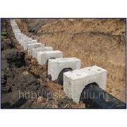 Утыжелители бетонные всех размеров и наименований (УБО, УББ, УБКм, УТК) фото