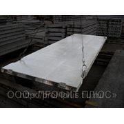 Аэродромная плита 6000х2000 ПАГ-18 (нагр.50)