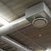 Услуги по проектирование систем кондиционирования и вентиляции фото