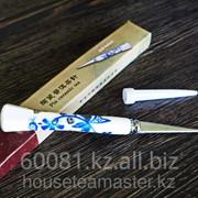 Пуэрное шило с фарфоровой ручкой фото
