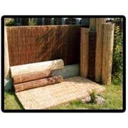 Тростниковые плиты (камышовые плиты) толщина 2 см фото