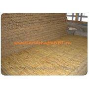 Тростниковые плиты (камышовые плиты) толщина 5 см фото