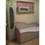 Вся детская игровая мебель отлично впишется в любой интерьер игровой комнаты. фото