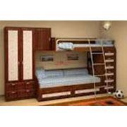 Мебель для детской Набор мебели в детскую комнату в Молдове фото