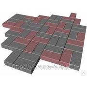 Плитка тротуарная 50х 50 6К 3.5 (500x500x35) фото