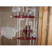 Монтаж систем автономного водоснабжения фото