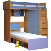 Кровать чердак детскаяДетская кровать чердак малышКровать детская чердакДетская мебель кровать чердакДетская мебель кроватьДвухэтажная детская кровать фото