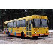 Автобус городской большого класса ЛиАЗ-5256 фото
