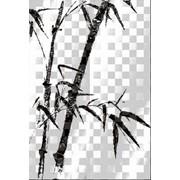 Обработка пескоструйная на 2 стекло артикул 104-09 фото