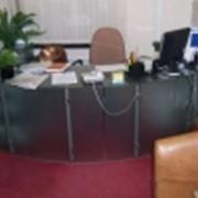 Стойки административные, стойки reception (ресепшн) фото