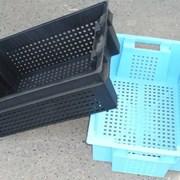 Ящик пластмассовый 600*400*200 фото