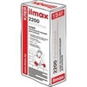 Клей низкой теплопроводности для блоков ilmax 2200 thermoblock 15кг фото