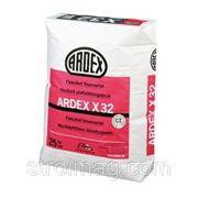 """Толстослойный клей ARDEX """"X 32"""" 25кг, ARDEX (C2FT S1, согласно EN) фото"""