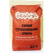 Смесь сухая кладочная (пескоцементная универсальная) М150 (мешок 25 кг), Воронеж фото