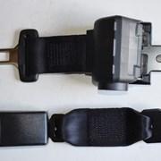 Двухточечный ремень безопасности фото