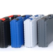Кейсы HEAVY пластиковые из полипропилена, производство Германия фото