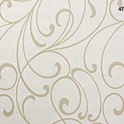 Виниловые обои горячего тиснения на флизелиновой основе В107 Коллекция Le Grand Platinum Атлант L478 фото