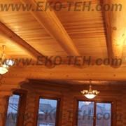 Отделочные работы деревянных домов