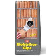 Гипс «Elektriker-Gips» 5кг, LUGATO фото