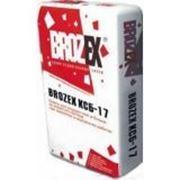 Клей для ячеистого бетона BROZEX КСБ-17 Базовый 25кг фото