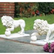 Скульптуры садовые фото