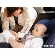 Прокат детского автомобильного кресла фото