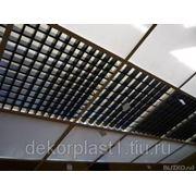 Потолок кассетный подвесной фото