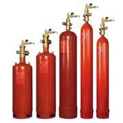 Модули газового пожаротушения фото