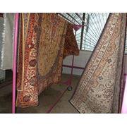 Химчистка всех видов ковров ковролинов фото