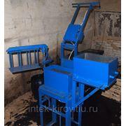 Мини-станок для производства арболита фото