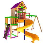 Детский игровой комплекс EBS023 фото