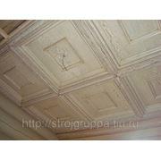 Кессоные потолки фото