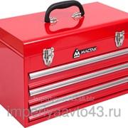 Ящик инструментальный, 3 полки МАСТАК 511-03380 фото