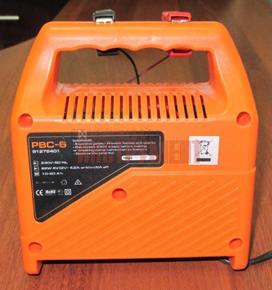 зарядное устройство sbm pbc-6 инструкция