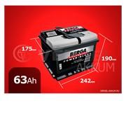Батарея Berga Power-block 63Ah обратная полярность фото